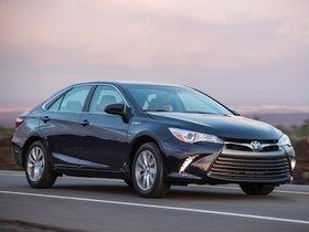 Ver foto 3 de Toyota  Camry Hybrid XLE 2015