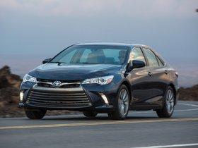Ver foto 1 de Toyota  Camry Hybrid XLE 2015