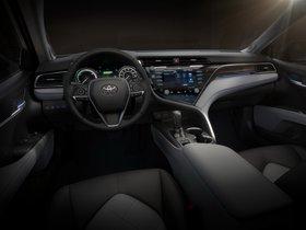 Ver foto 14 de Toyota Camry Hybrid XLE USA  2017