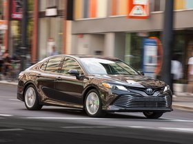 Ver foto 11 de Toyota Camry Hybrid XLE USA  2017