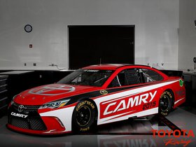Ver foto 4 de Toyota Camry NASCAR Sprint Cup Series Race Car 2015