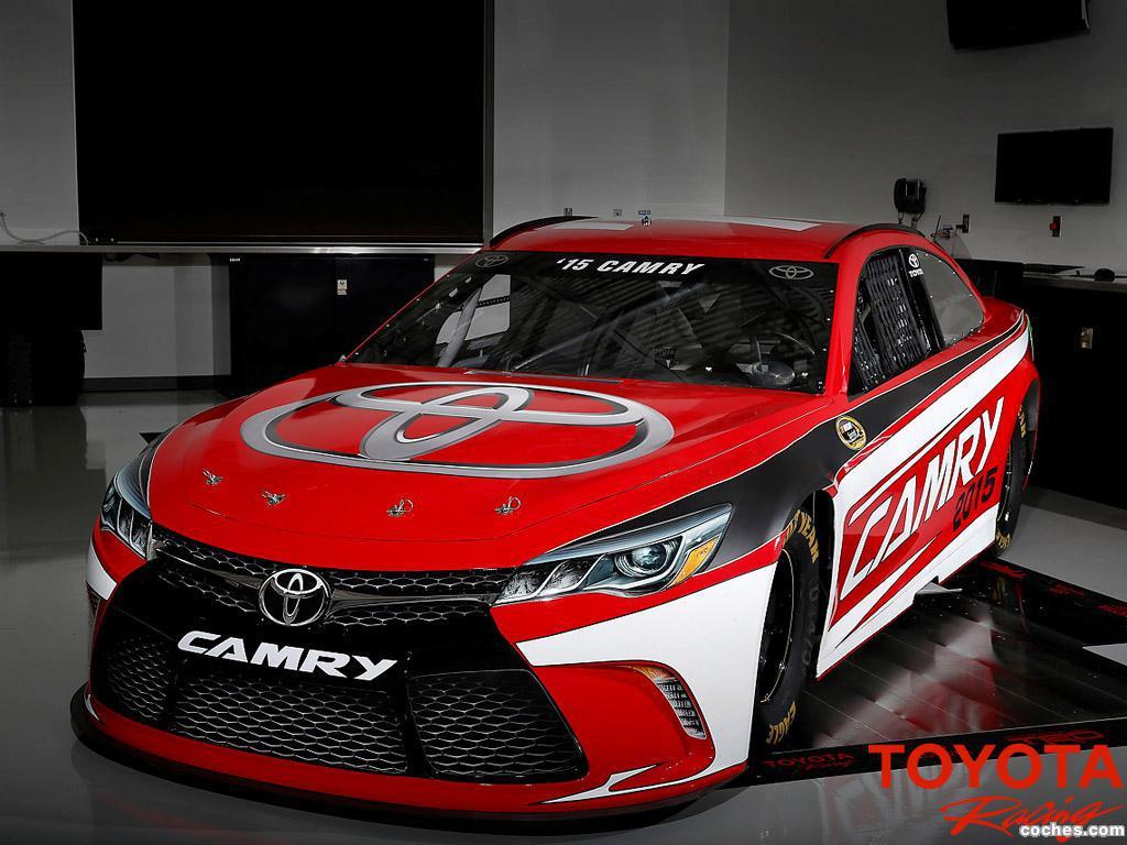 Foto 0 de Toyota Camry NASCAR Sprint Cup Series Race Car 2015