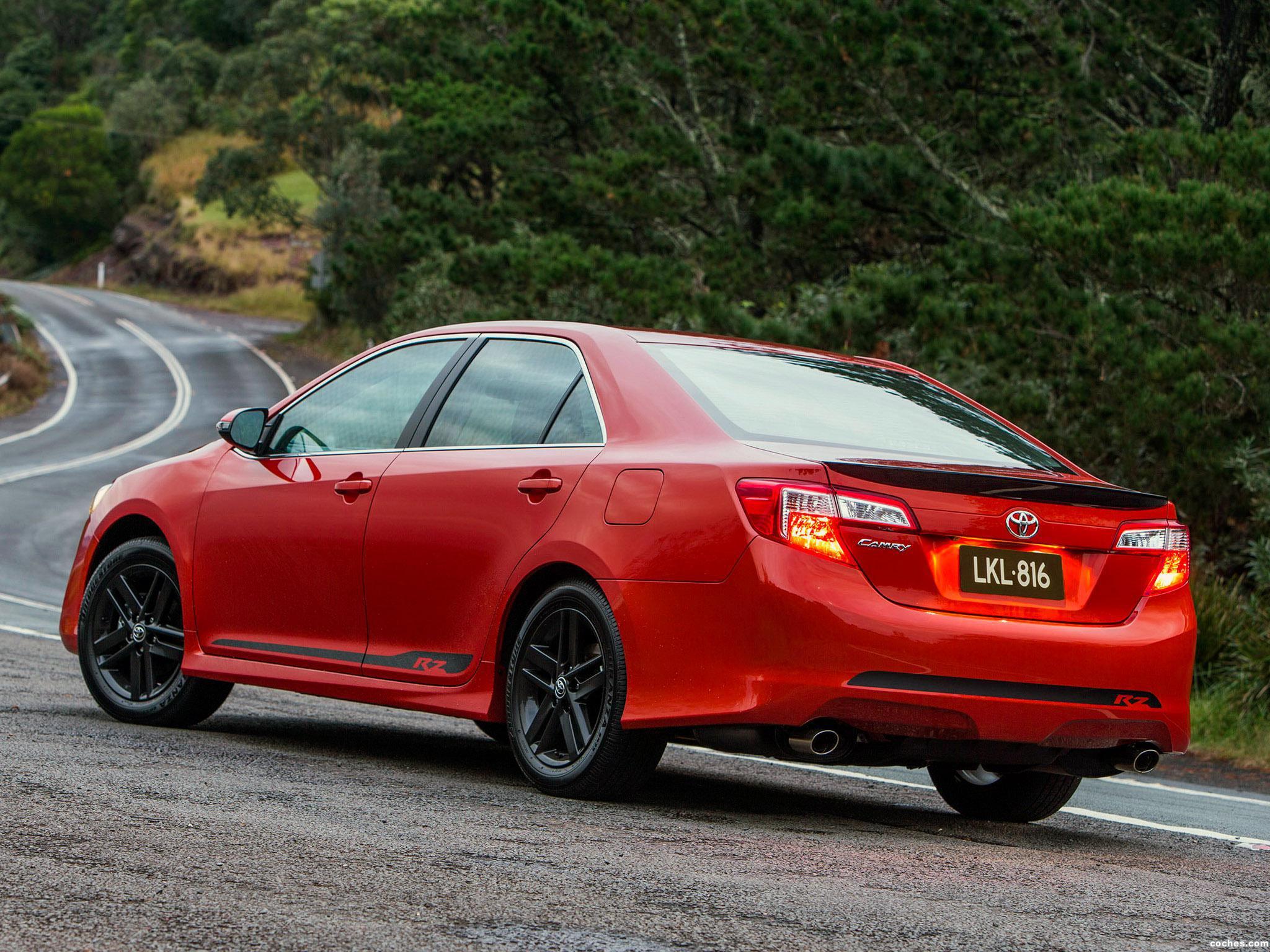 Foto 2 de Toyota Camry RZ 2014
