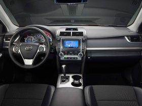 Ver foto 10 de Toyota Camry SE 2011