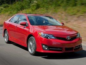 Fotos de Toyota Camry SE 2011