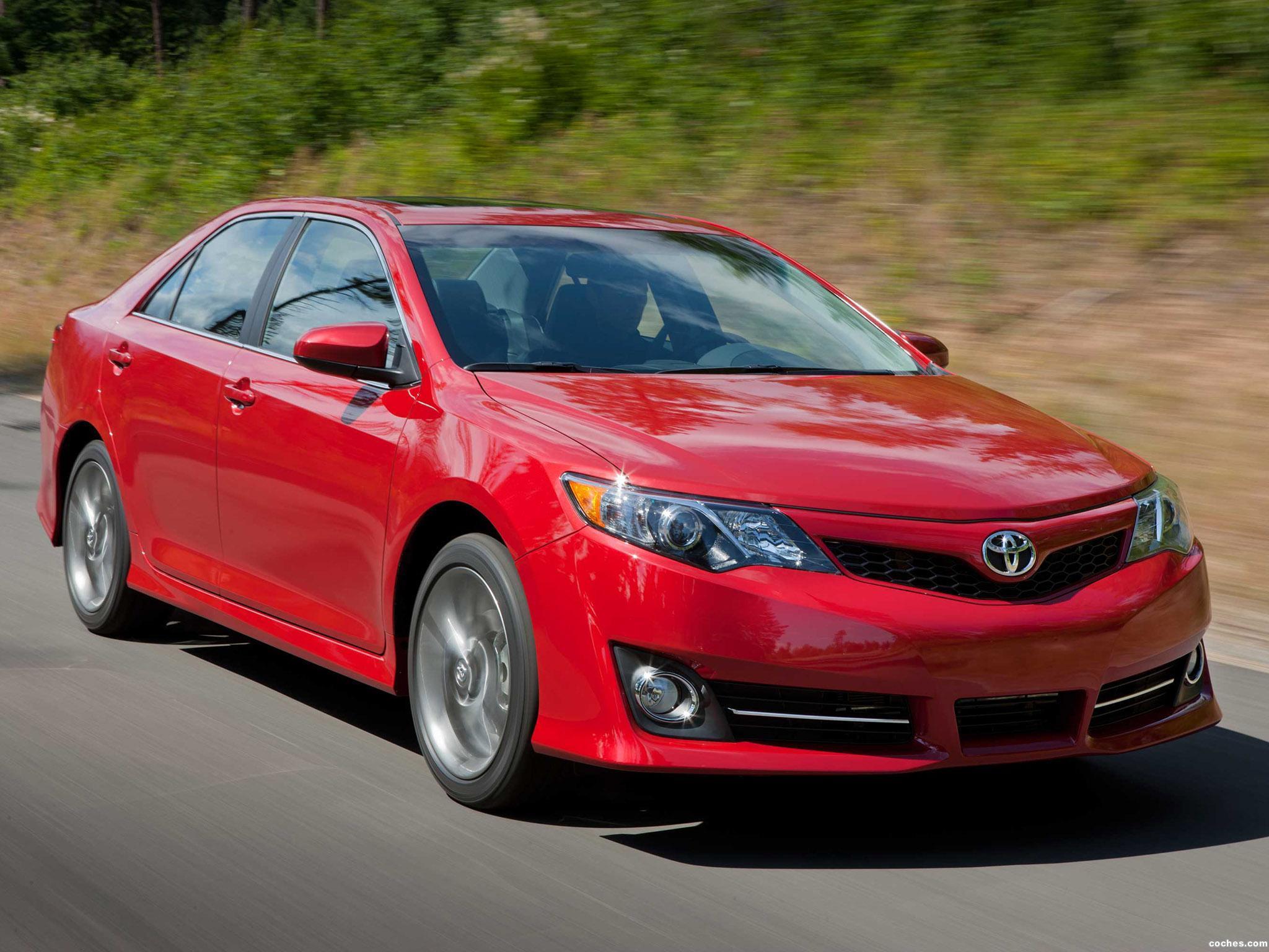 Foto 0 de Toyota Camry SE 2011