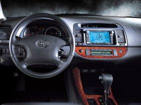 Ver foto 11 de Toyota Camry Sedan 2001