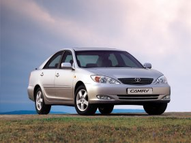 Fotos de Toyota Camry Sedan 2001