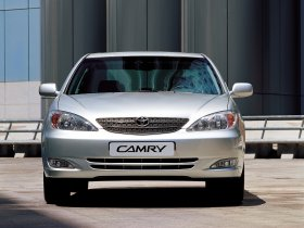 Ver foto 5 de Toyota Camry Sedan 2001
