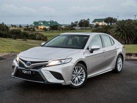 Fotos de Toyota Camry Sl Hybrid Australia  2017