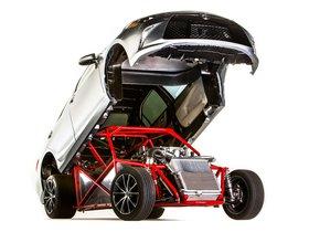 Ver foto 1 de Toyota Camry Sleeper Concept 2014