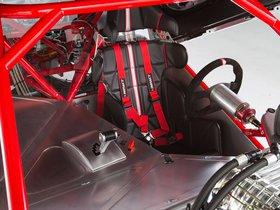 Ver foto 7 de Toyota Camry Sleeper Concept 2014
