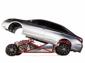 Ver foto 3 de Toyota Camry Sleeper Concept 2014