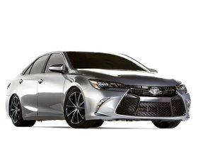 Ver foto 2 de Toyota Camry Sleeper Concept 2014