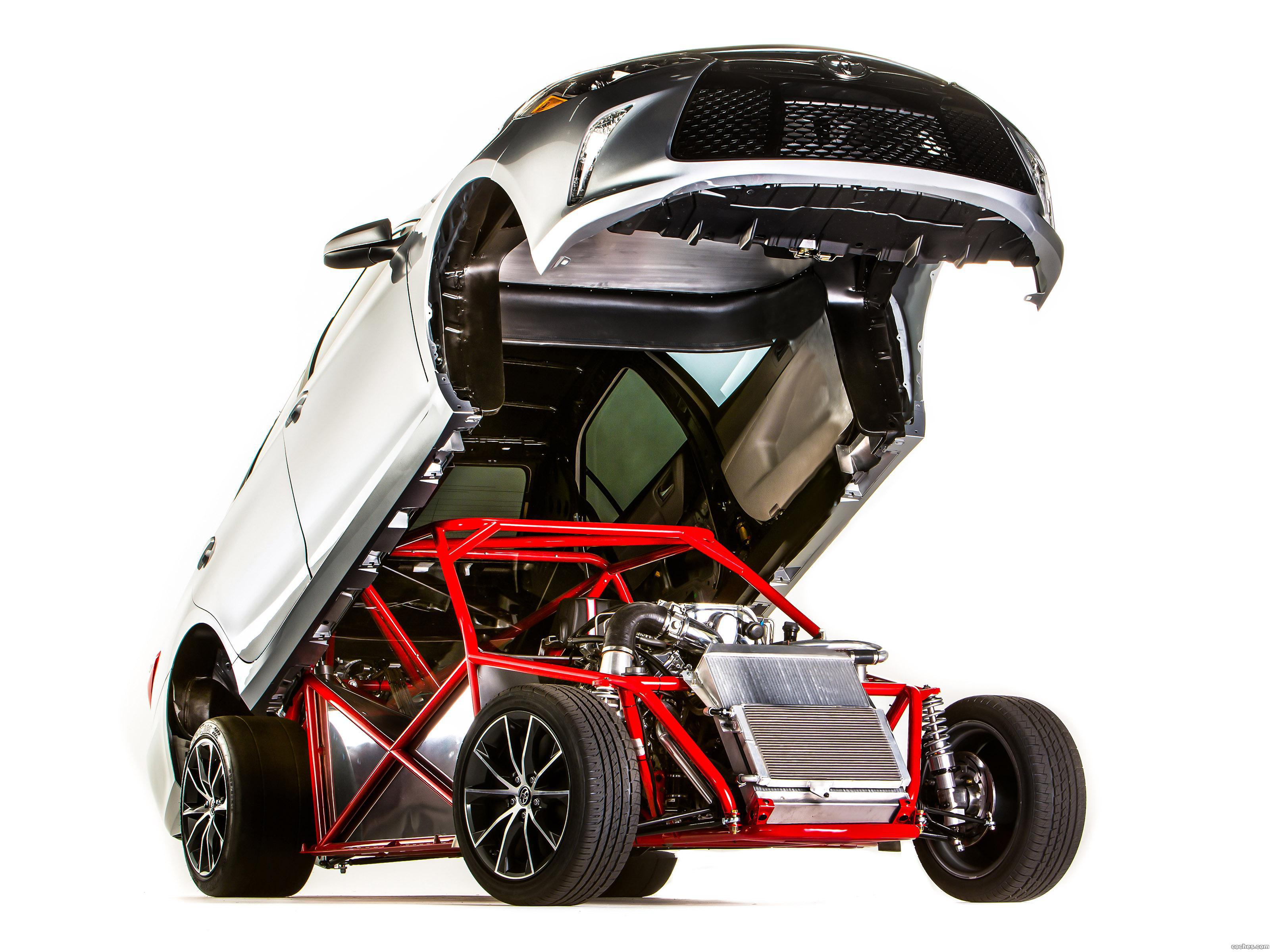 Foto 0 de Toyota Camry Sleeper Concept 2014