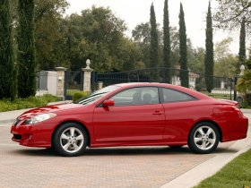 Ver foto 5 de Toyota Camry Solara 2004