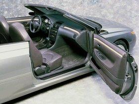 Ver foto 4 de Toyota Camry Solara Concept 1997