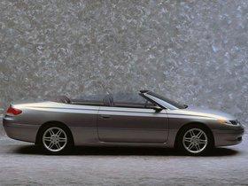 Ver foto 3 de Toyota Camry Solara Concept 1997