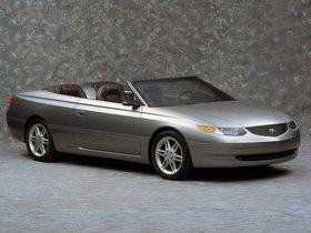 Fotos de Toyota Camry Solara Concept 1997