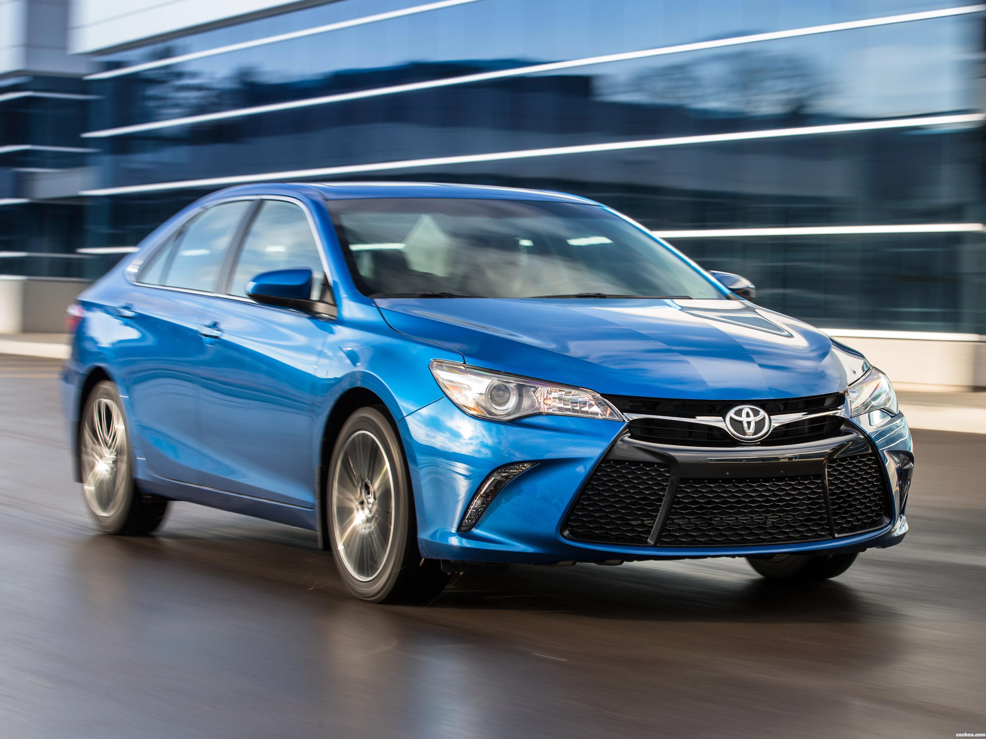 Foto 0 de Toyota Camry Special Edition 2015