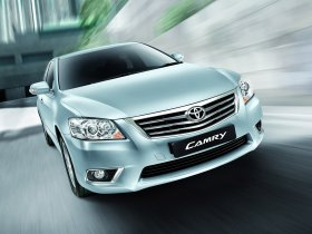 Ver foto 5 de Toyota Camry Thailand VI 2009