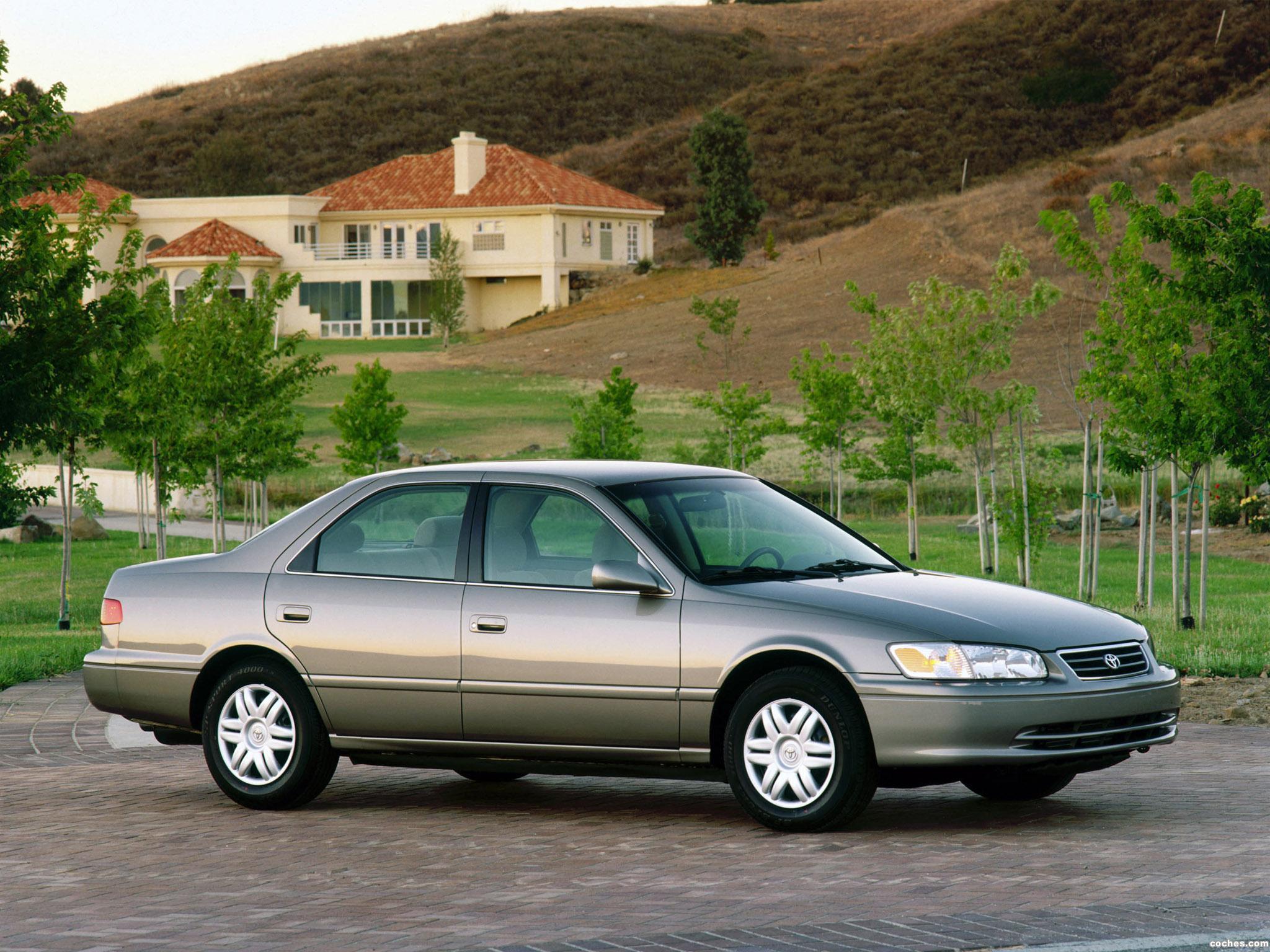 Foto 0 de Toyota Camry USA MCV21 1997