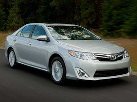 Fotos de Toyota Camry XLE USA 2011
