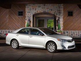 Ver foto 9 de Toyota Camry XLE USA 2011