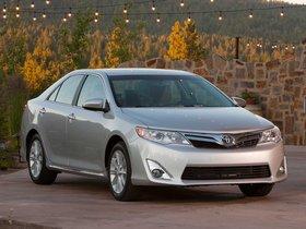 Ver foto 7 de Toyota Camry XLE USA 2011