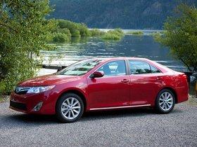 Ver foto 5 de Toyota Camry XLE USA 2011