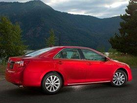 Ver foto 3 de Toyota Camry XLE USA 2011