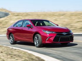 Ver foto 3 de Toyota Camry XSE 2014
