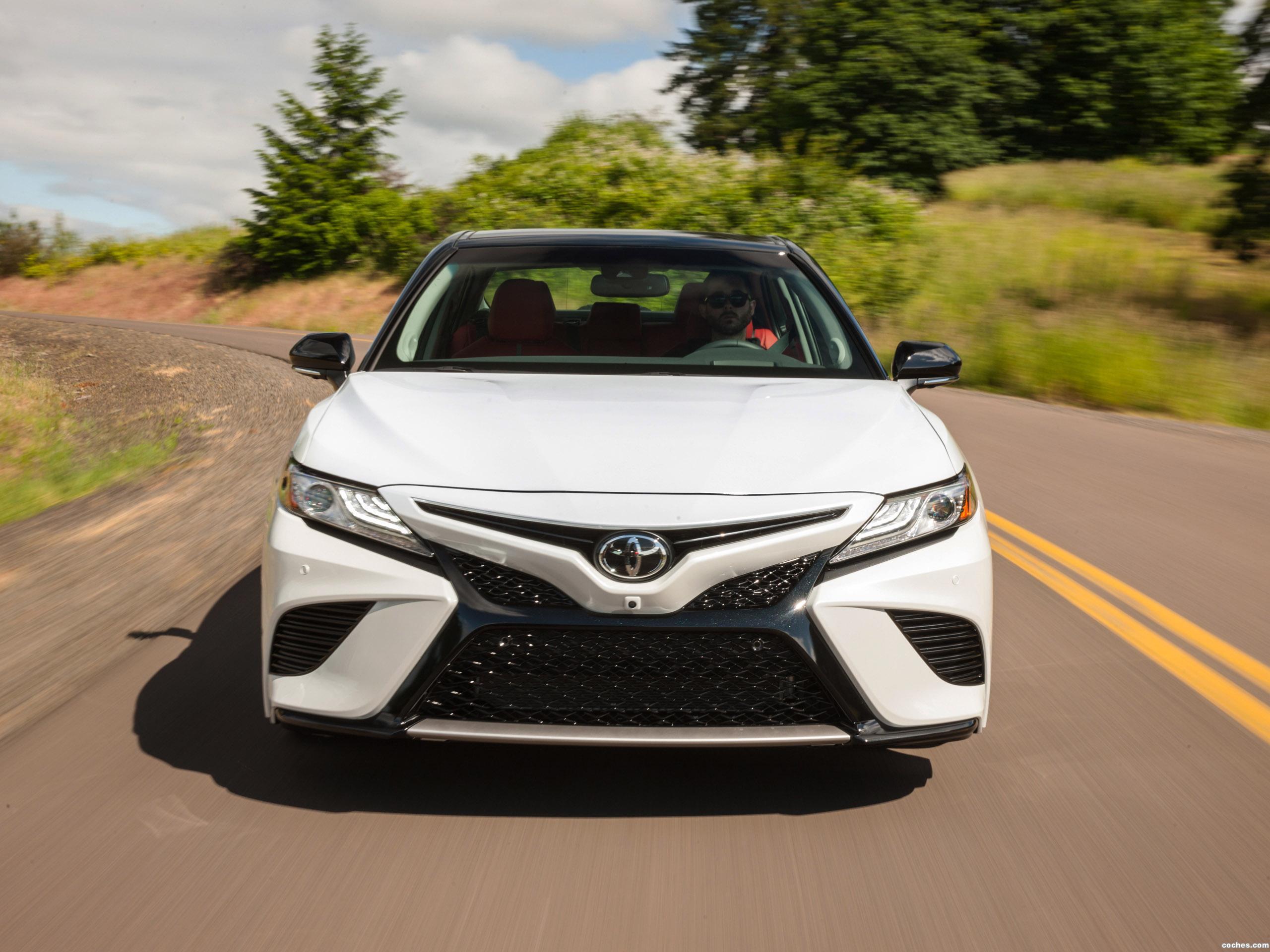 Foto 0 de Toyota Camry XSE USA 2017