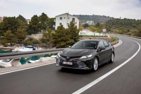 Ver foto 19 de Toyota Camry Hybrid 2019