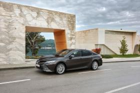 Ver foto 1 de Toyota Camry Hybrid 2019