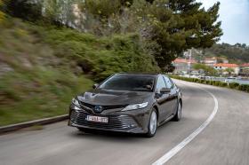 Ver foto 29 de Toyota Camry Hybrid 2019