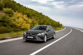 Ver foto 37 de Toyota Camry Hybrid 2019