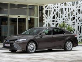 Ver foto 25 de Toyota Camry Hybrid 2019
