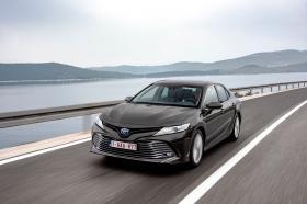 Ver foto 38 de Toyota Camry Hybrid 2019