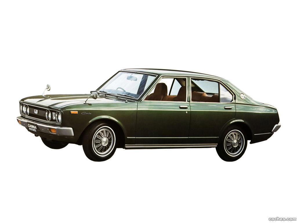 Foto 0 de Toyota Carina 1400 Super Deluxe 1977