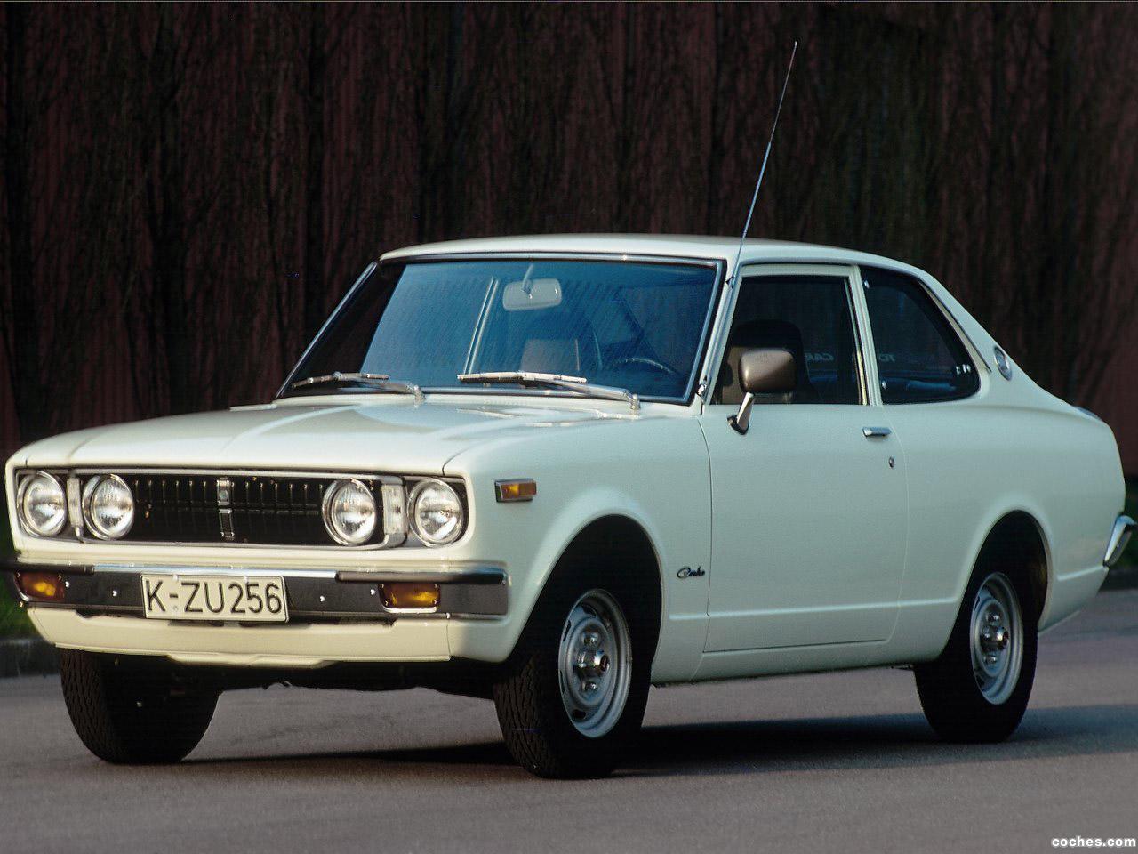 Foto 0 de Toyota Carina A10 1970
