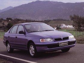 Ver foto 1 de Toyota Carina E 1996
