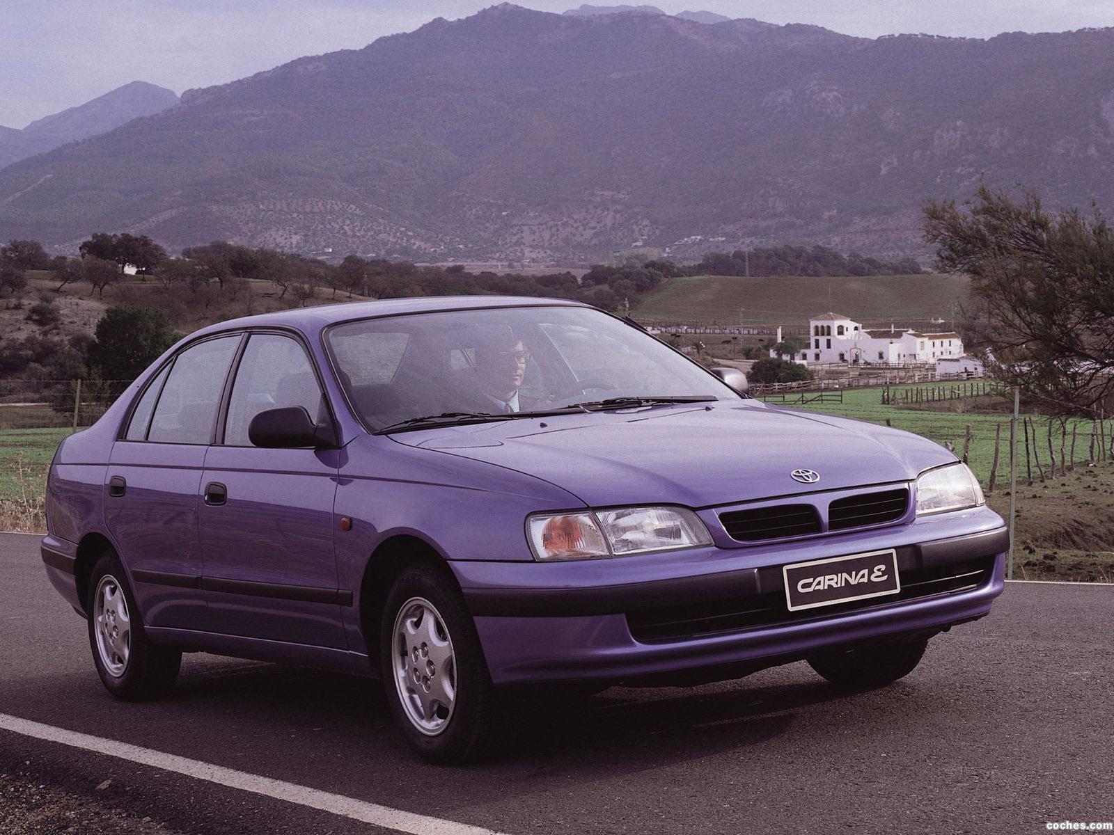 Foto 0 de Toyota Carina E 1996