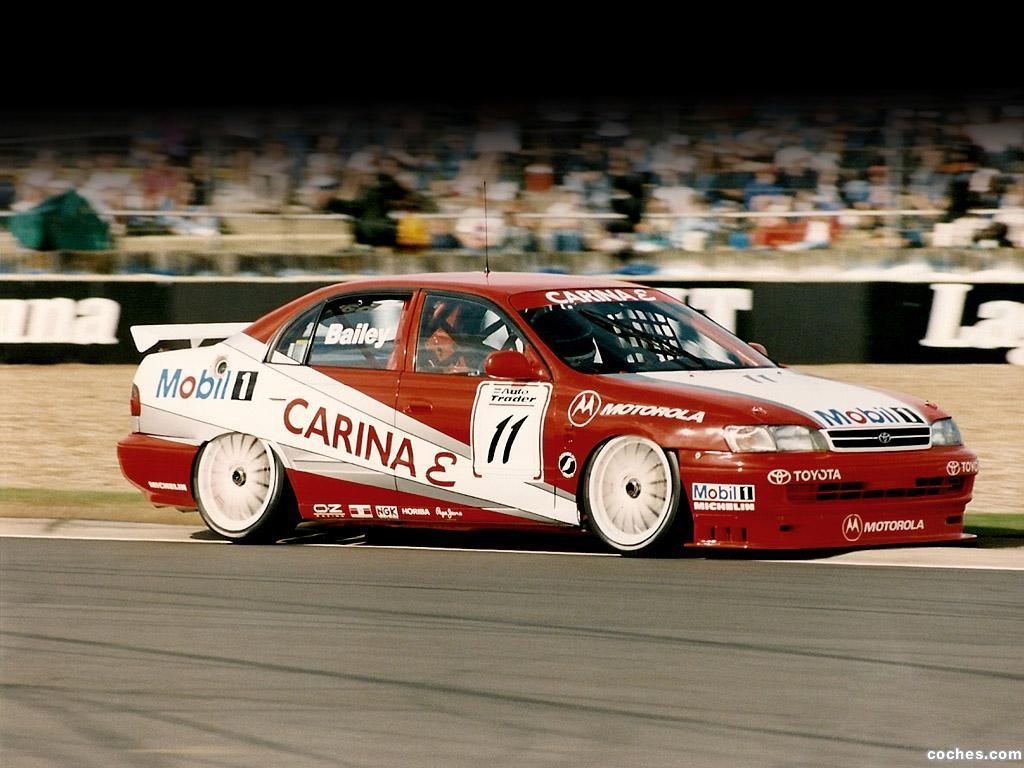 Foto 0 de Toyota Carina E BTCC AT190 1994