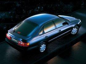 Ver foto 3 de Toyota Carina E Liftback ST190 1992