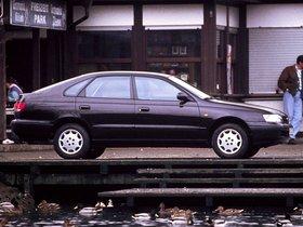 Ver foto 2 de Toyota Carina E Liftback ST190 1992