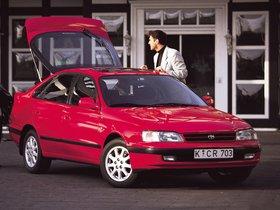 Ver foto 1 de Toyota Carina E Liftback ST190 1992