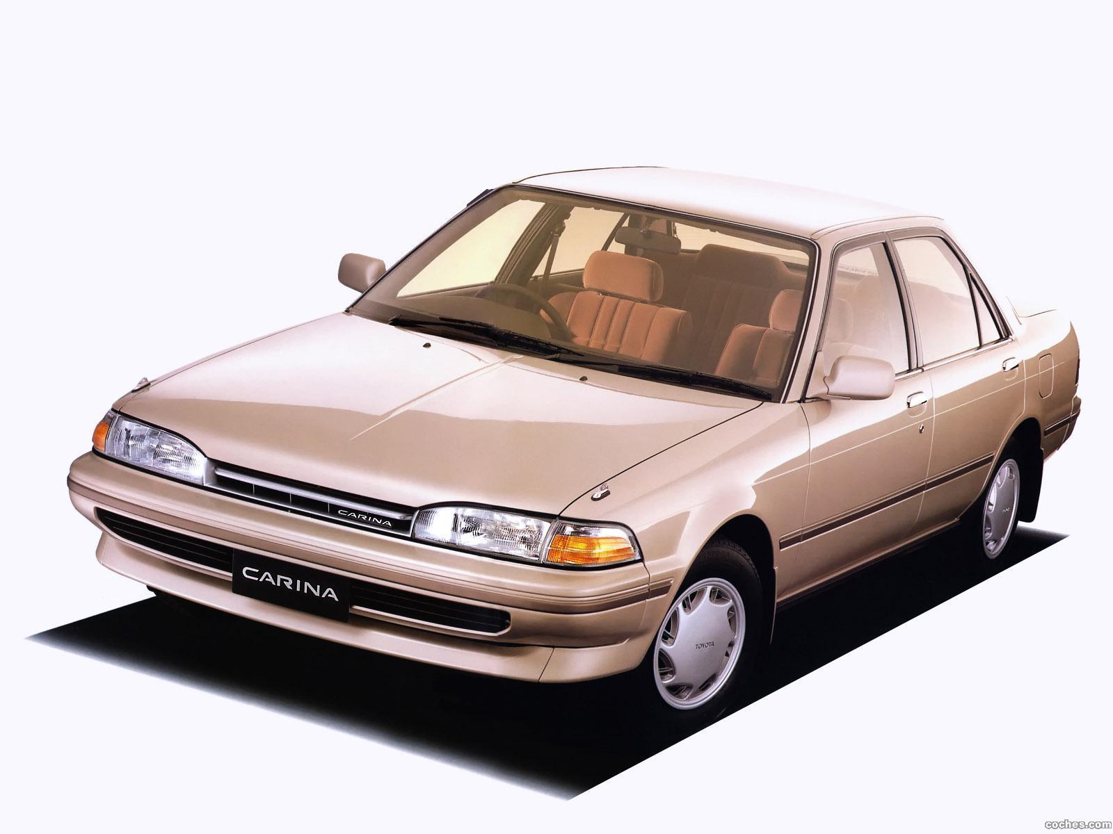Foto 0 de Toyota Carina T170 1988