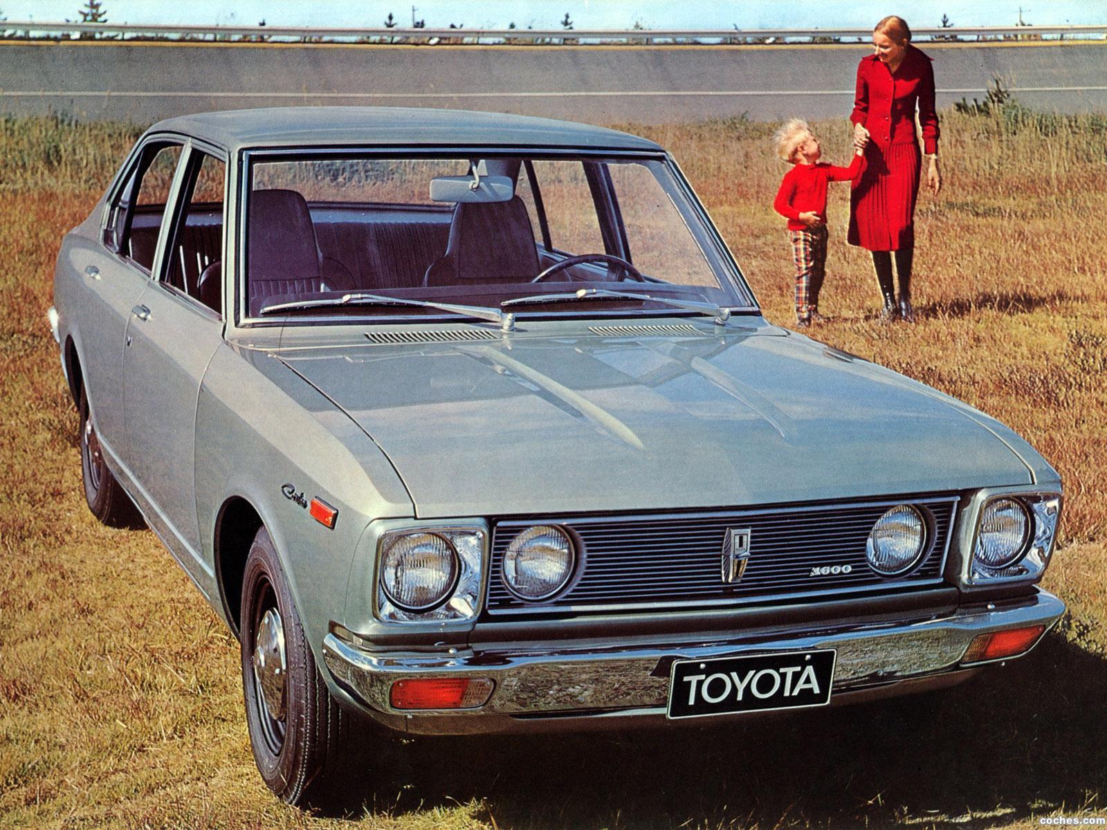 Foto 0 de Toyota Carina TA12 1971