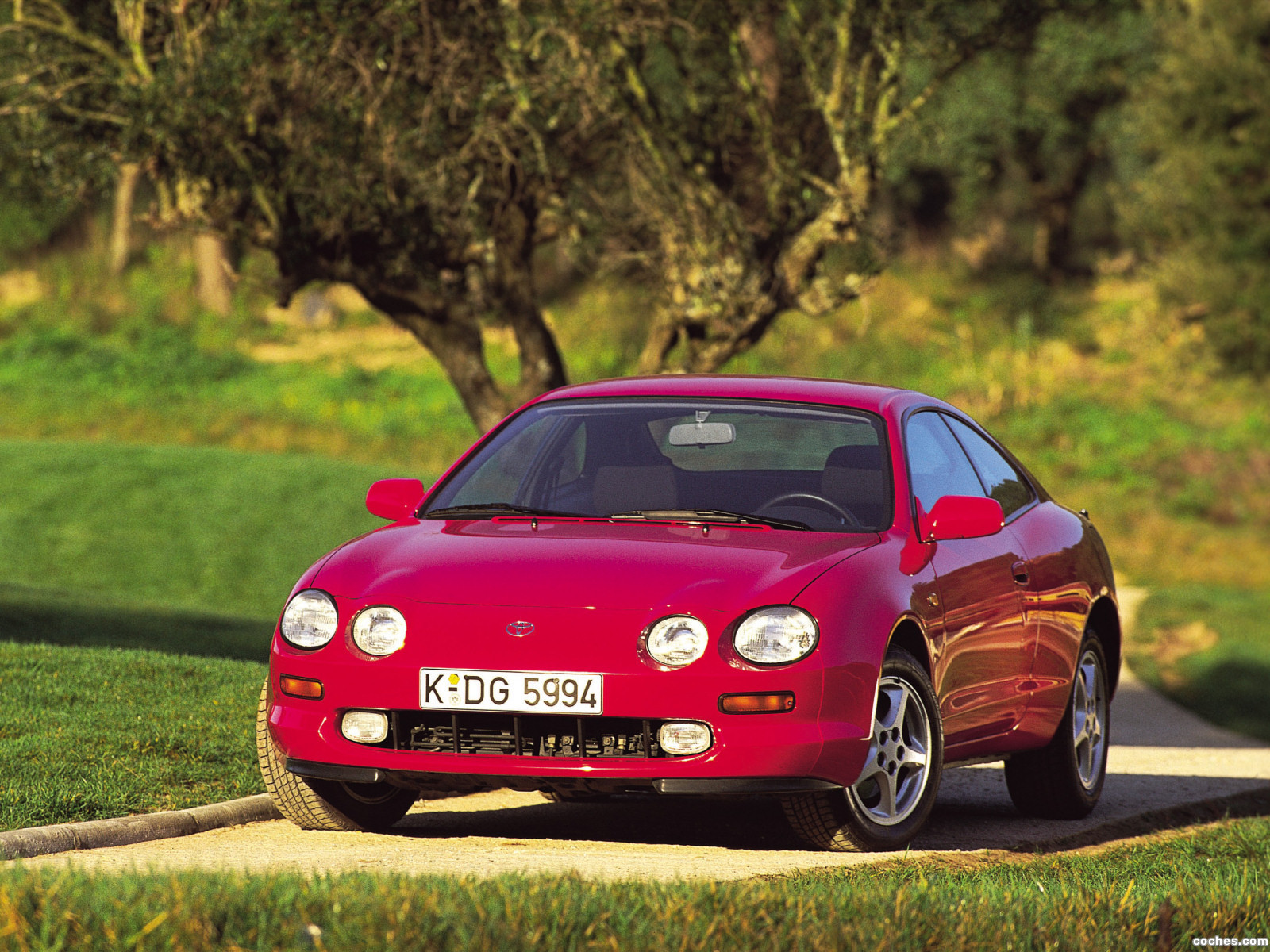 Foto 0 de Toyota Celica 1994